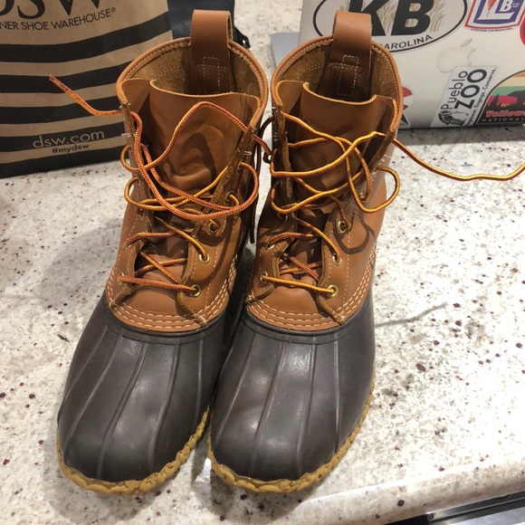 L.L. Bean Shoes   Mens Ll Bean Boots 8